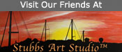 Linked image of the Stubbs Art Studio banner representing membership with the Stubbs Art Studio Artist Collective.