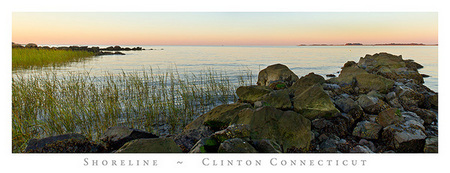 Clinton Harbor - Clinton CT at the end of Uncas Road