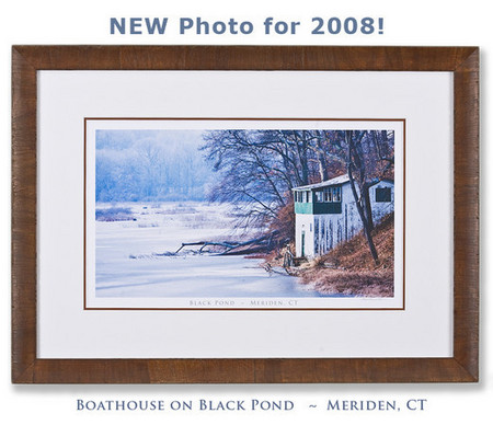 Boathouse on Black Pond - Meriden, CT