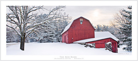 The Red Barn on Baldwin and Bee - Meriden CT