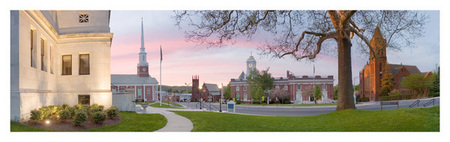 Meriden CT...a photo perspective to highlight the classic elements of a New England town.
